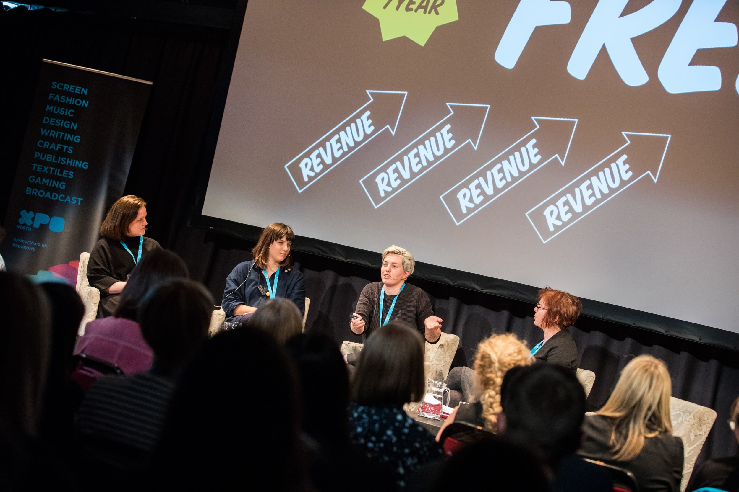 _Fi Duffy-Scott--New Approaches to Crowdfunding.--XPO North 2017.--Scotland's Leading Creative Industries Festival. --7-8 June 2017, Inverness.--Picture- Paul Campbell-XPO North-3.jpg