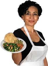 Sanaa Abourezk - Sanaa Cooks