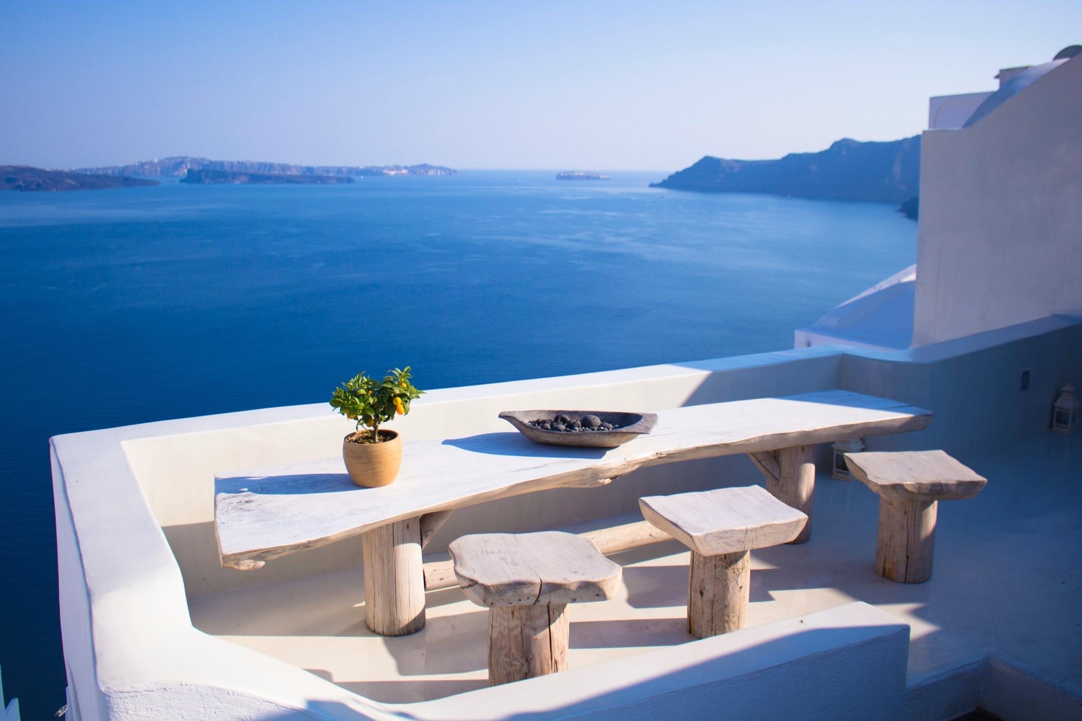 Retreats in the Mediterranean