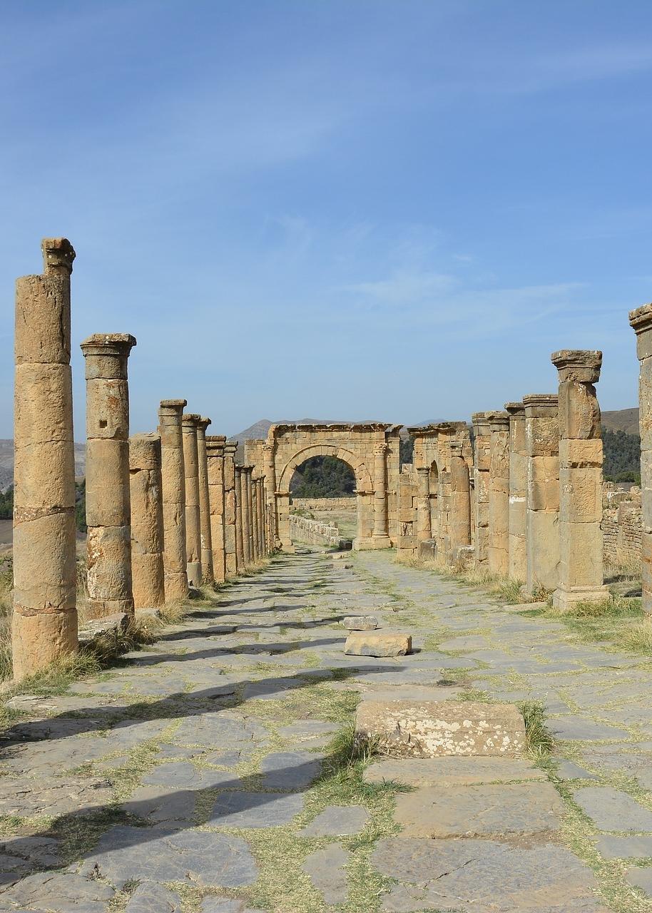Djémila - Algeria -