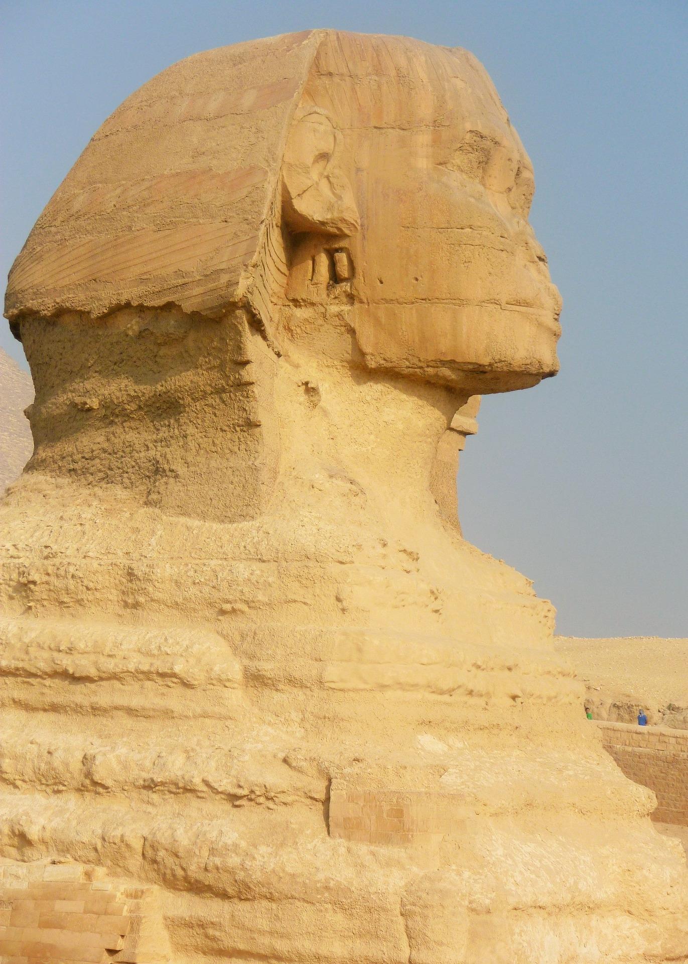Pyramid Fields from Giza to Dahshur - Egypt -