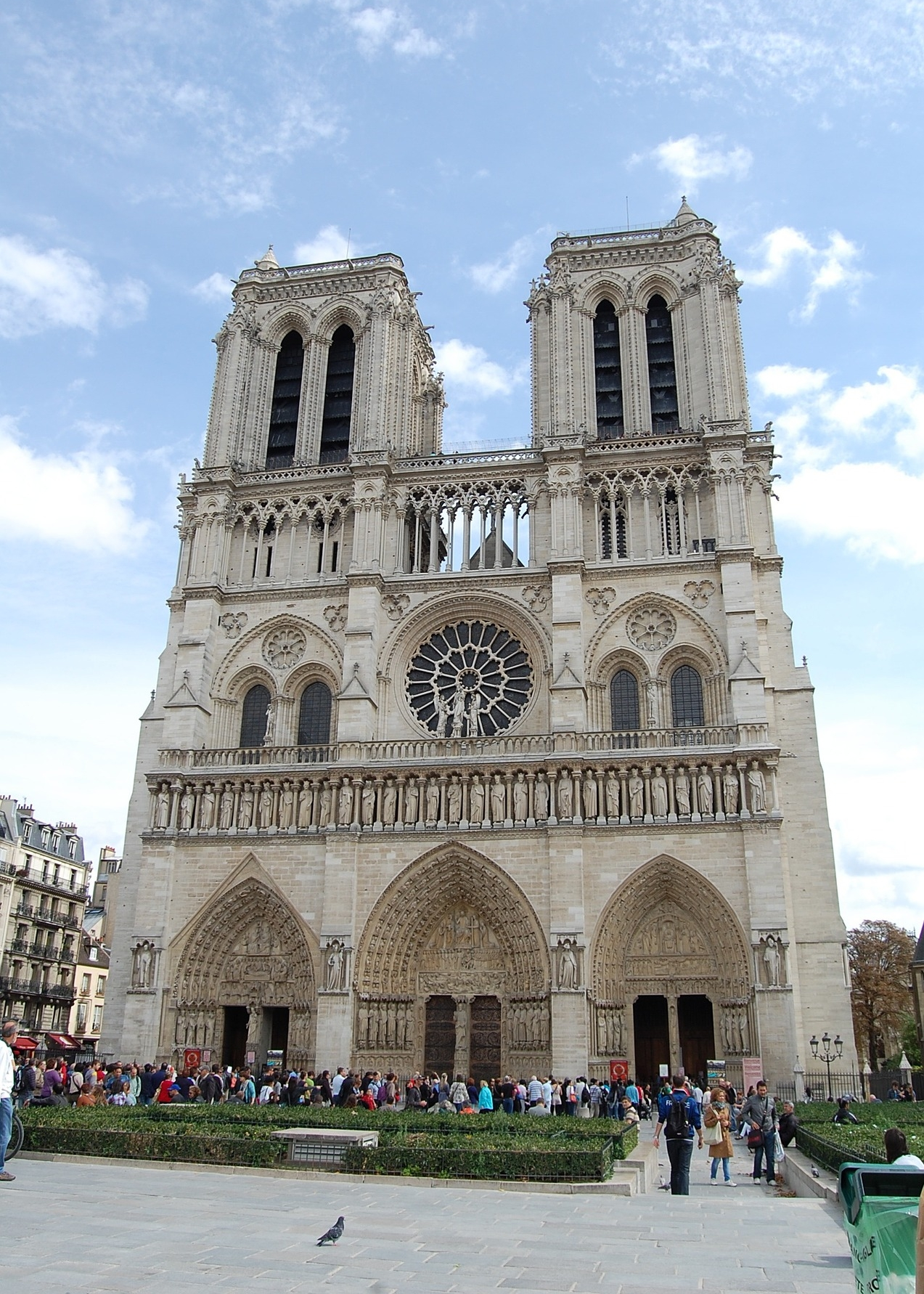 Cathedral of Notre-Dame - France -