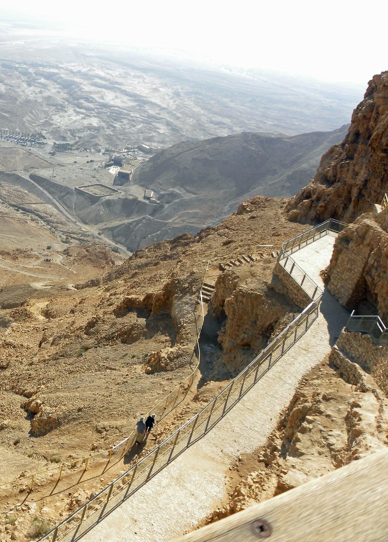 Masada - Israel -
