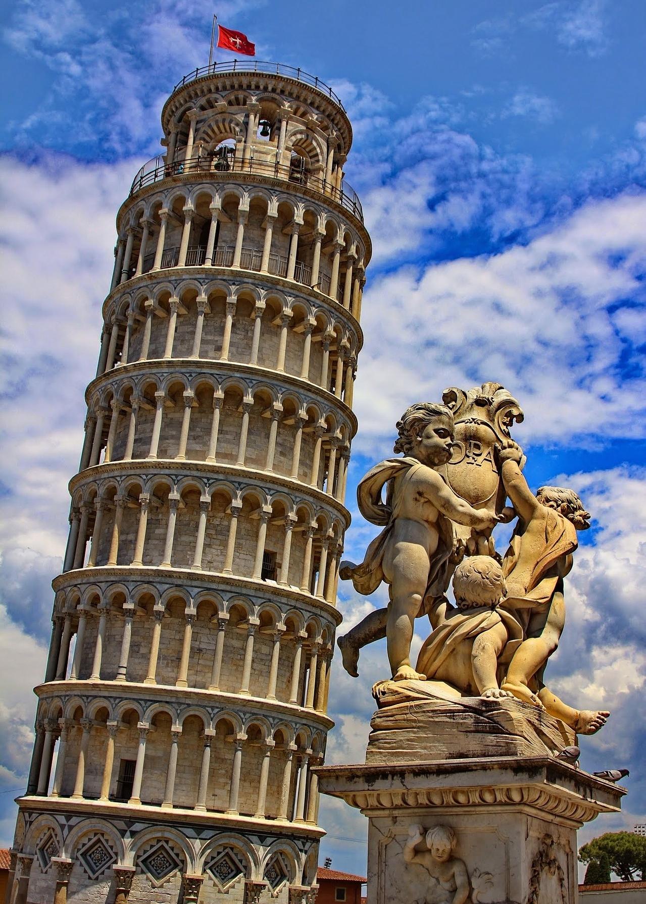 Piazza del Duomo, Pisa - Italy -