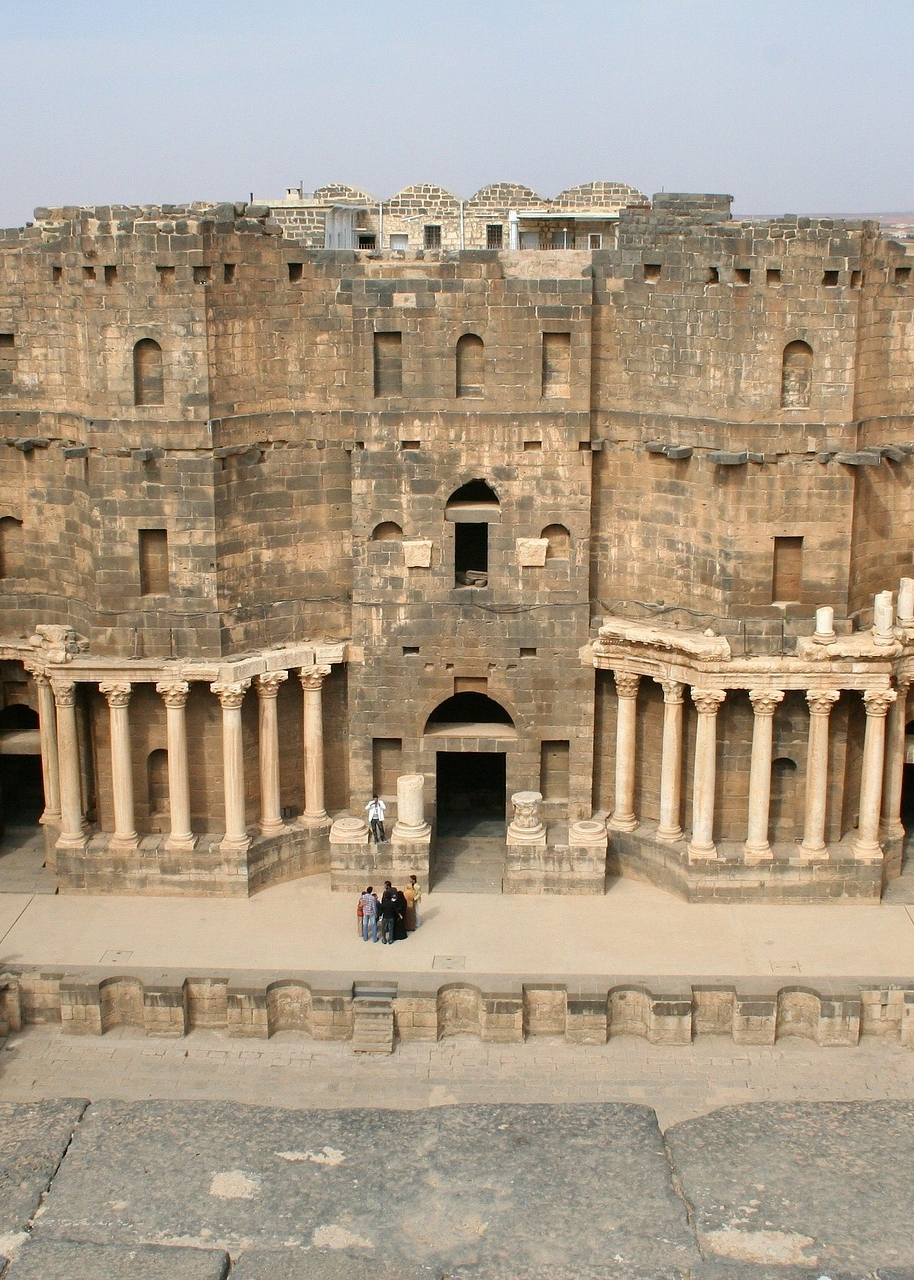 Ancient City of Bosra - Syria -