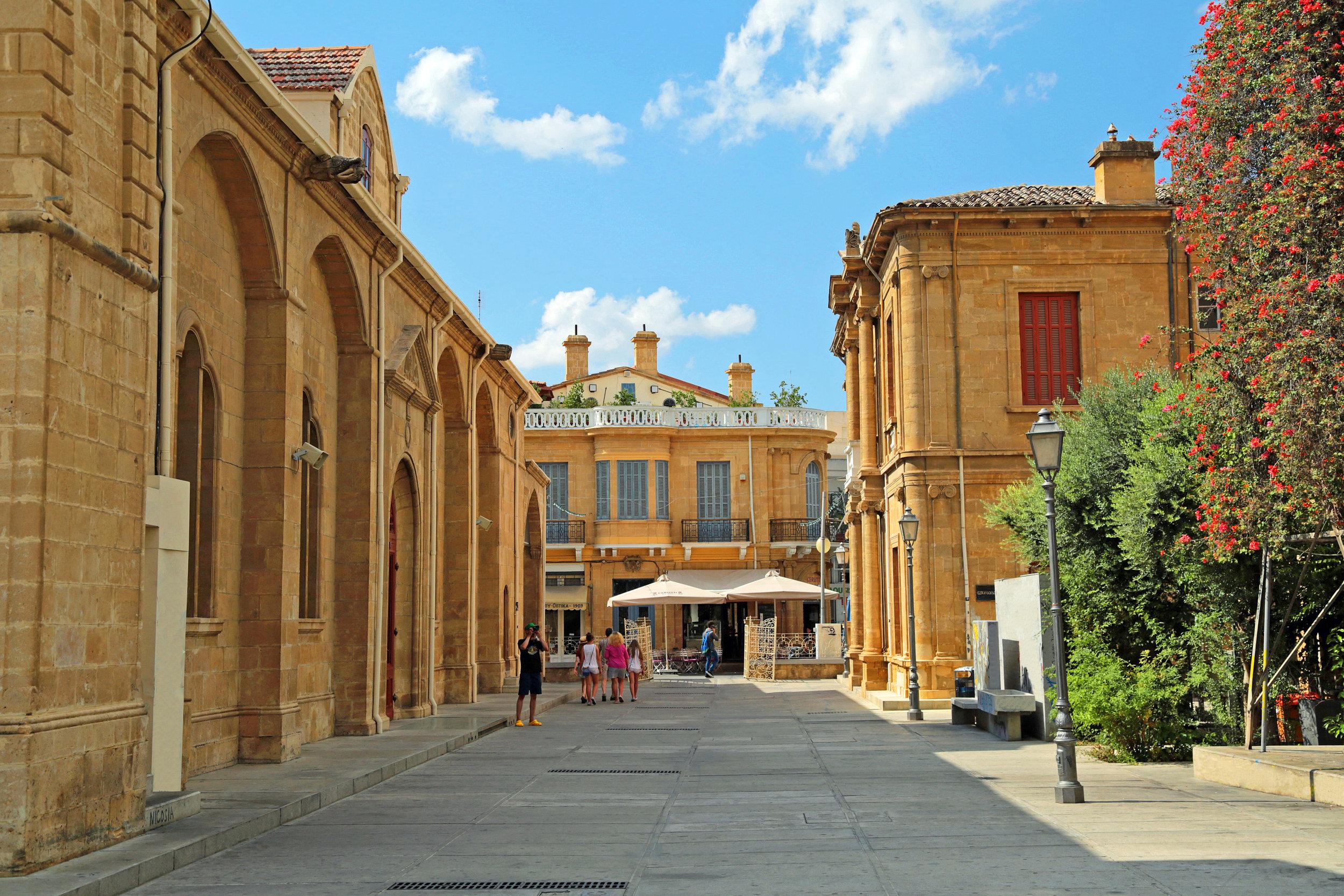 Old Nicosia, Faneromeni Square ©CTO.jpg