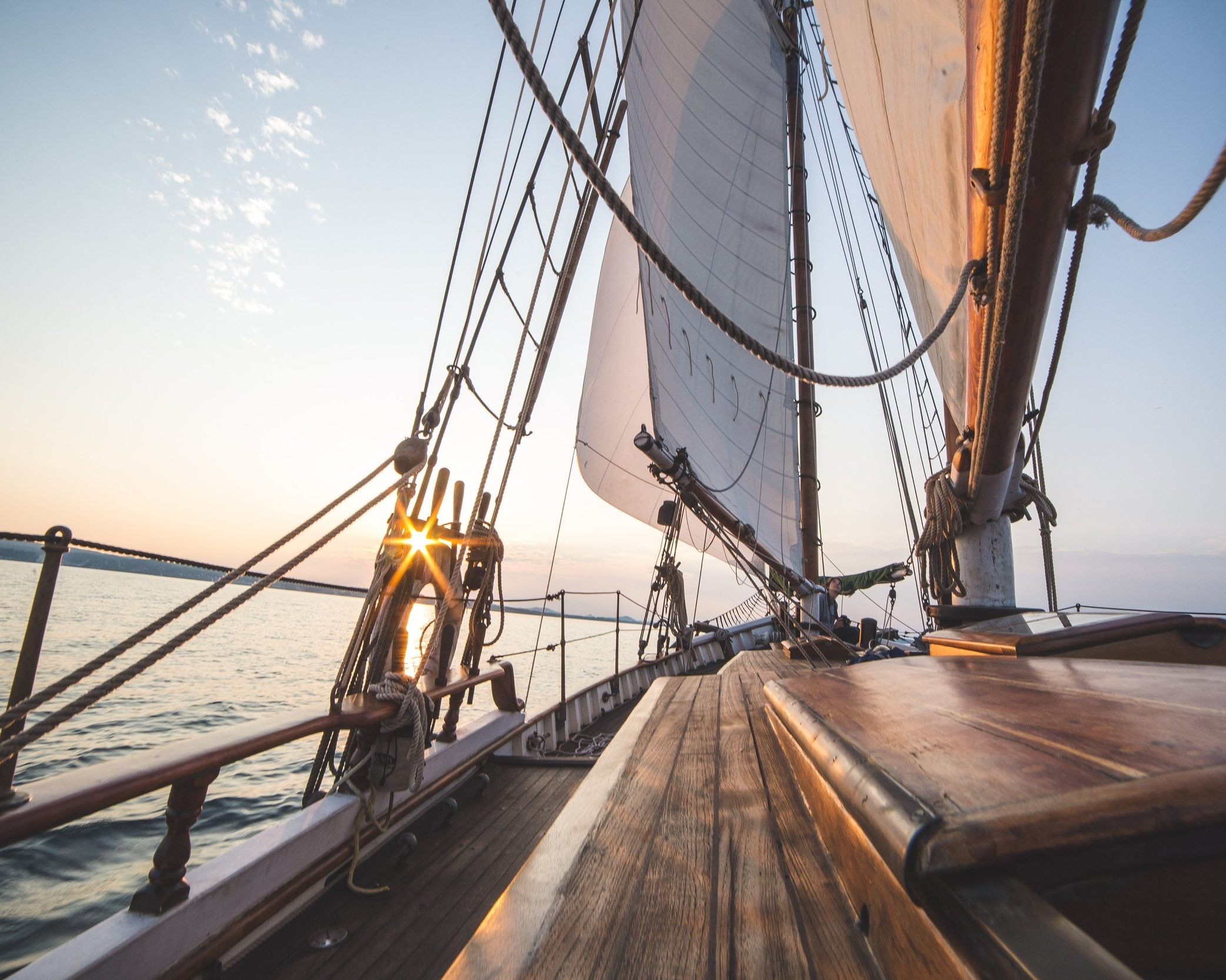 Sailing, Diving & Hiking -