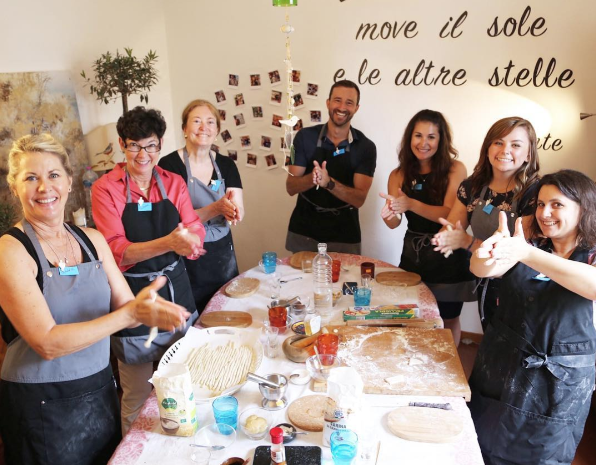 Cook like an Ancient Tuscan Cooking Class Italy - The Mediterranean Lifestyle