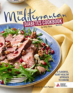 The Mediterranean Diebetes Cookbook  - Amy Riolo - The Mediterranean Lifestyle