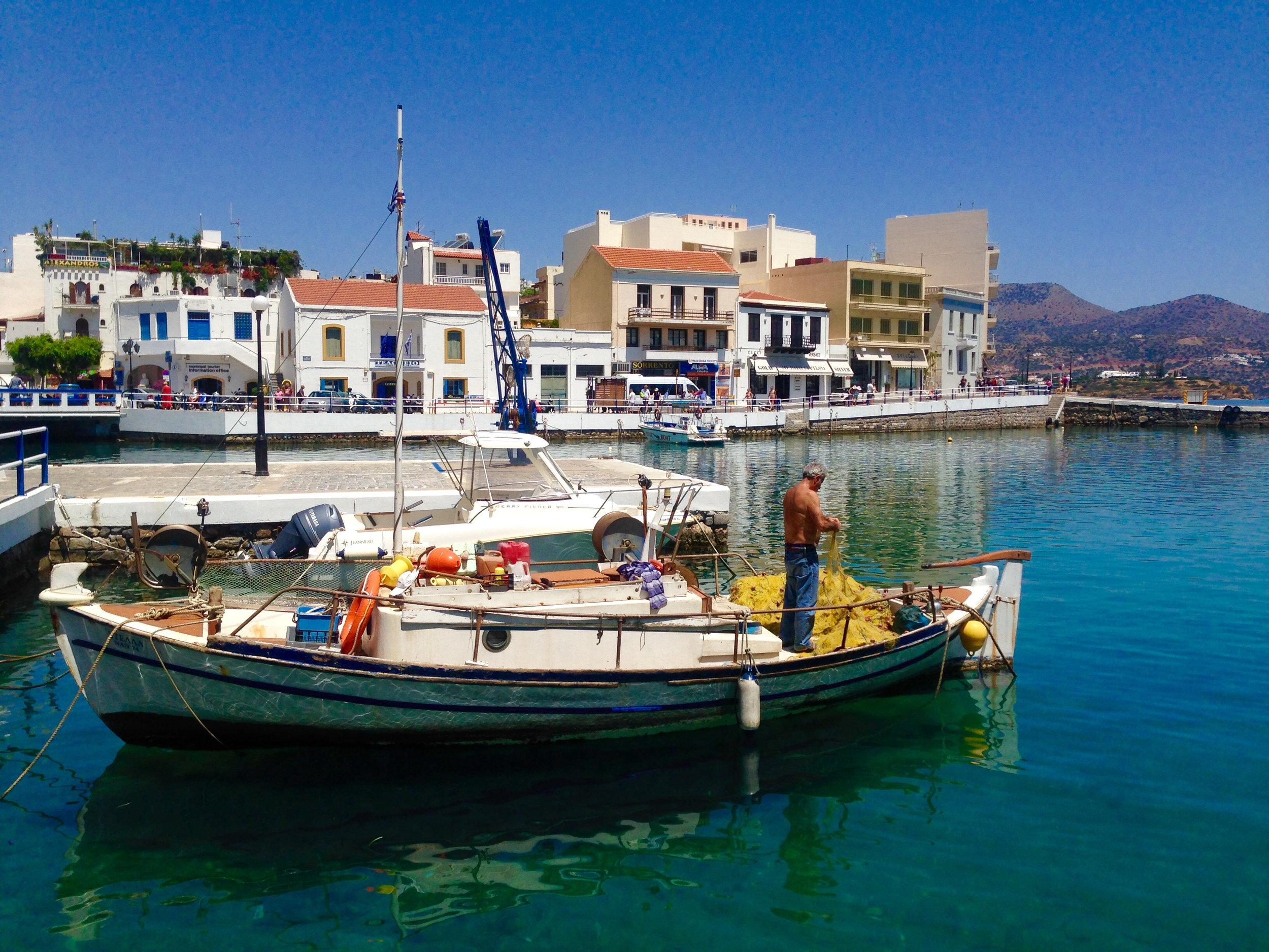 Crete Tour