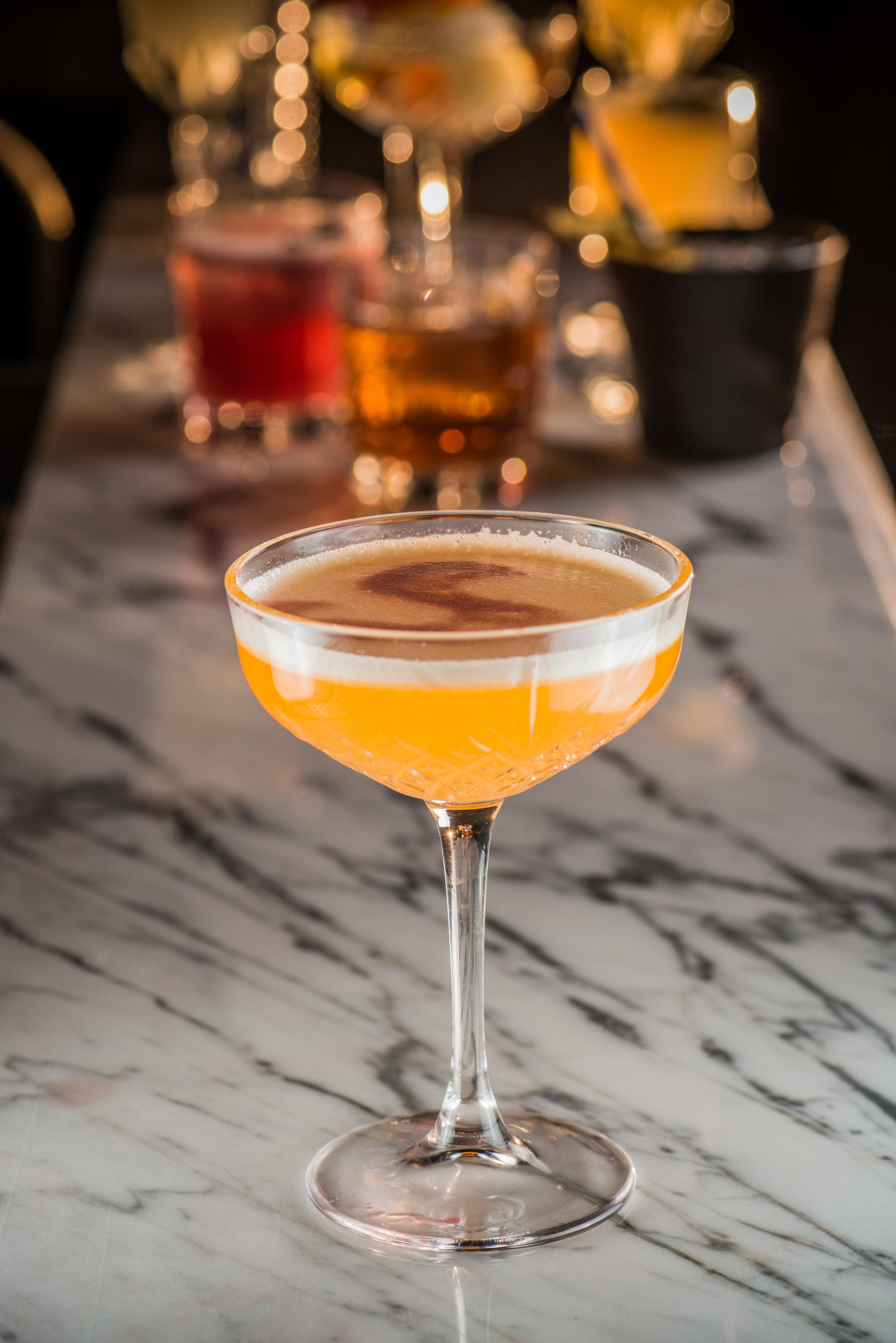 Goa Nights Lisbon Cocktail