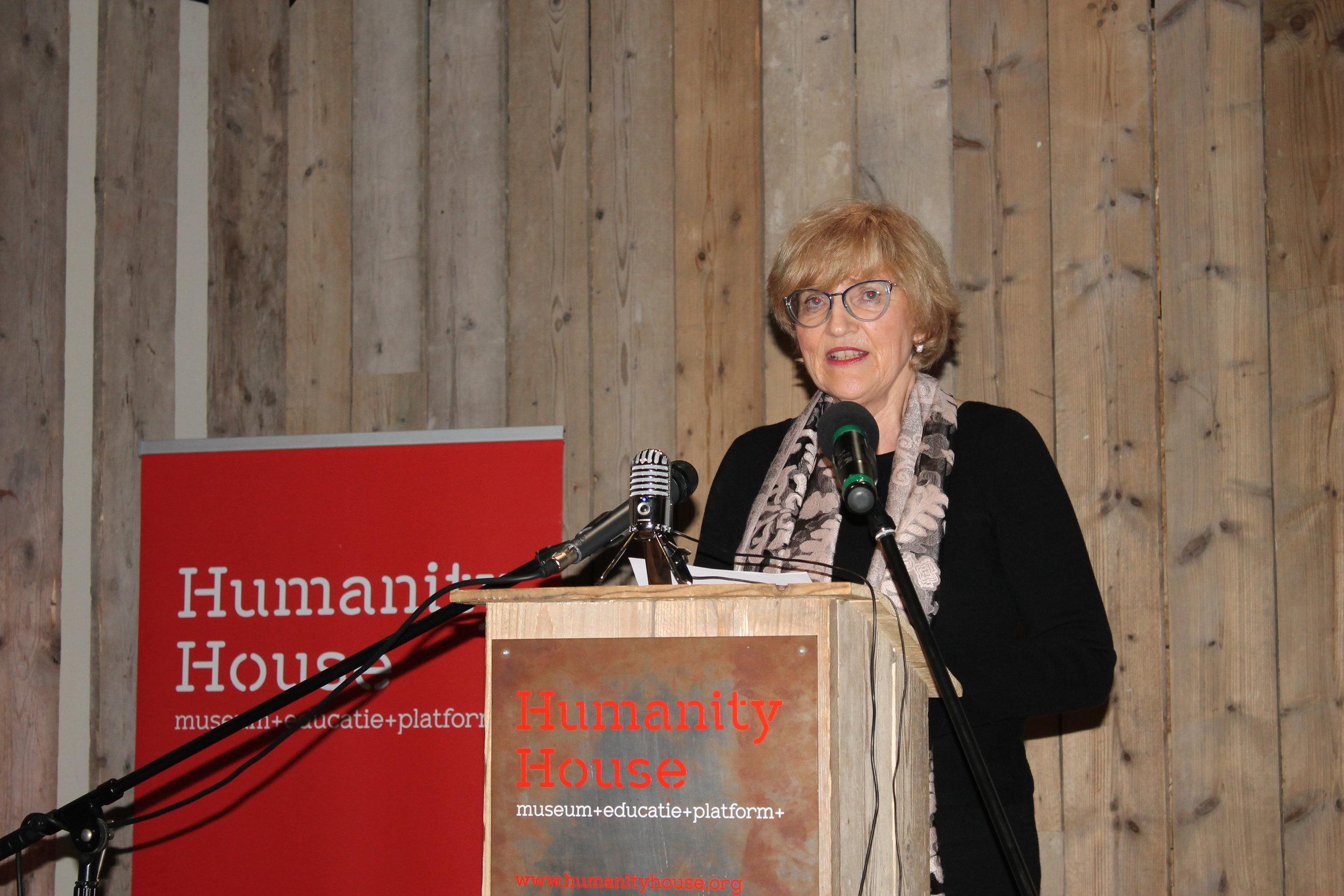 Marga Martens - Bahá'í Community Netherlands