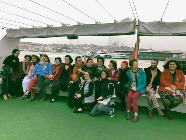 woman walk boat of women report.jpg
