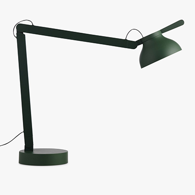 Hay PC table lamp by Pierre Charpin - € 235 - Moodings.com