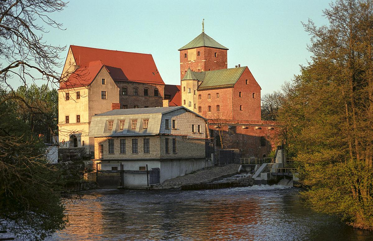 Zamek - Muzeum - Zamek Książąt Pomorskich w Darłowie
