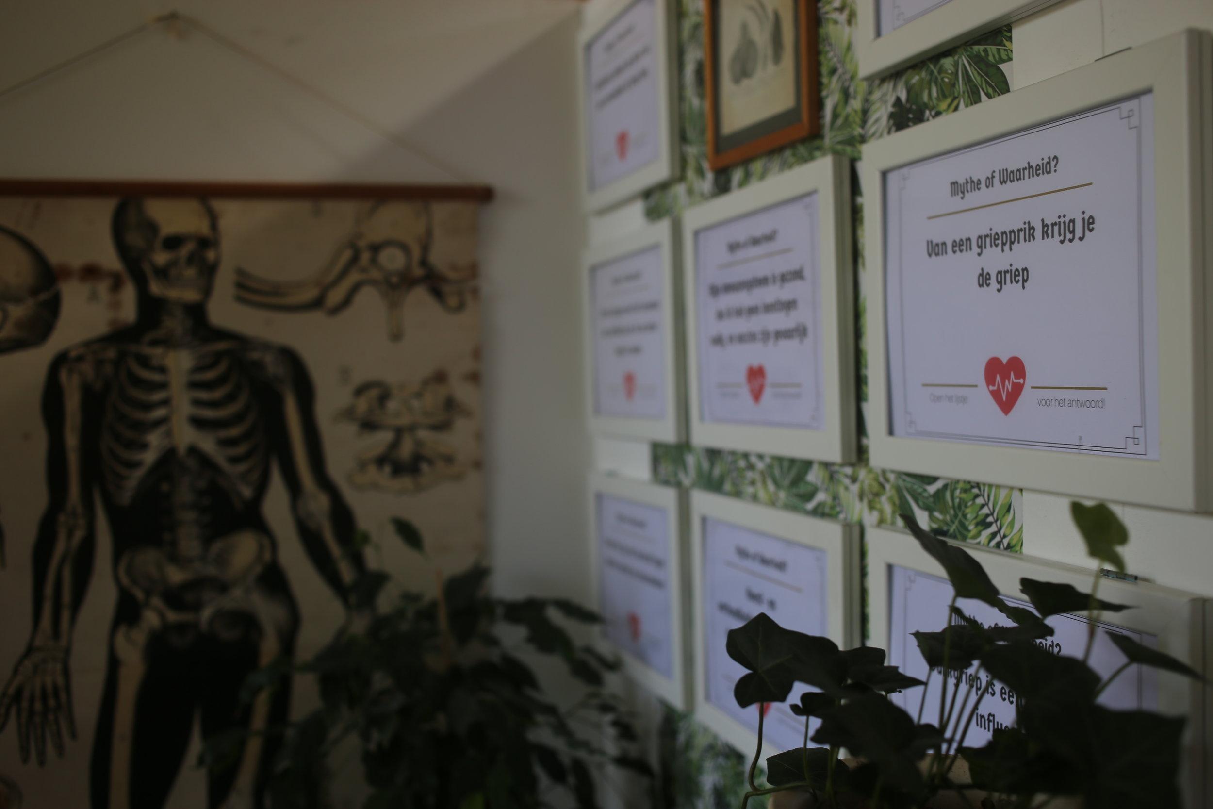 Labyrint der Infectieziekten - UMC Utrecht