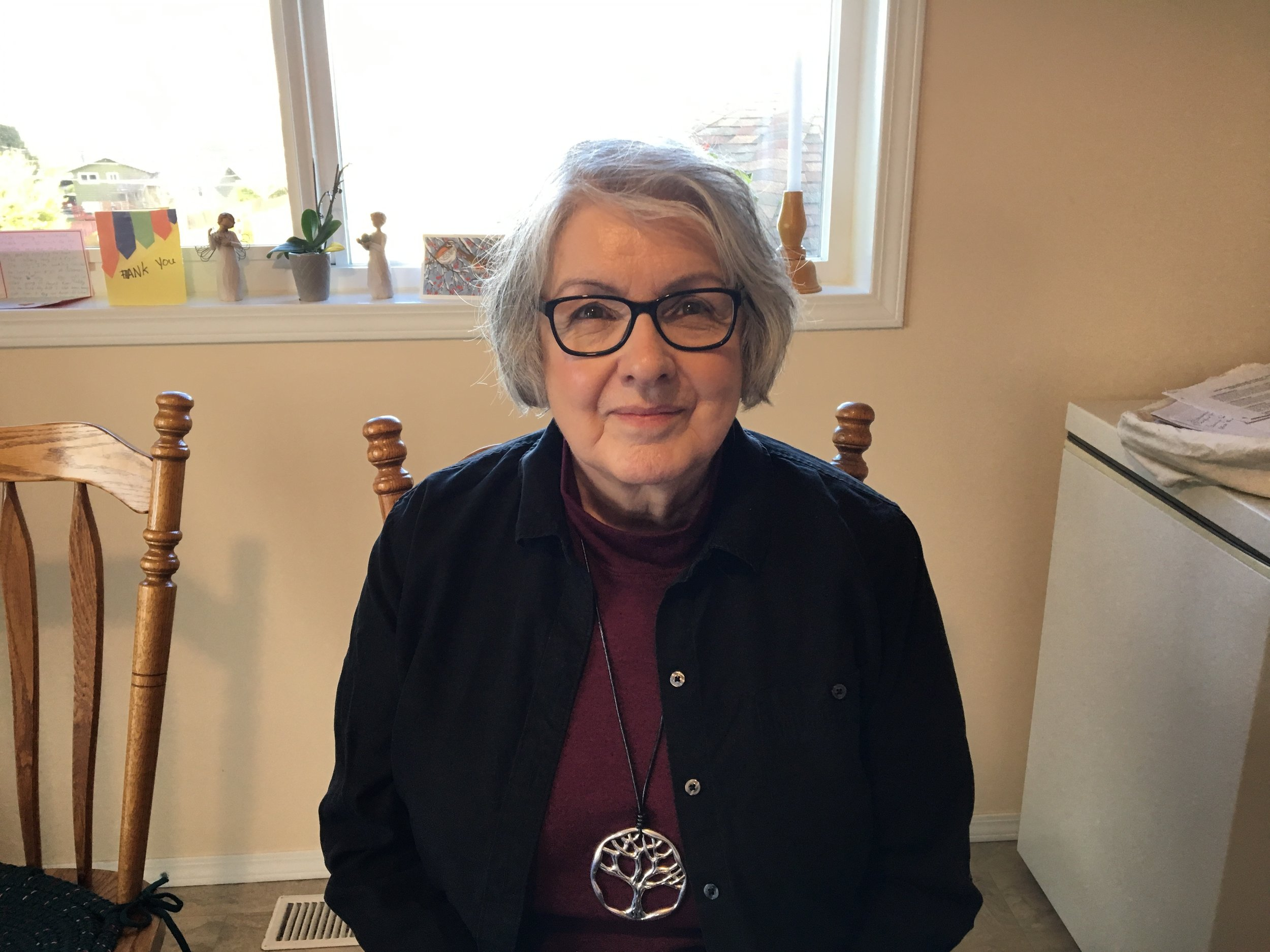 About Mary - Reverend Mary WhitePowell River United Church Minister
