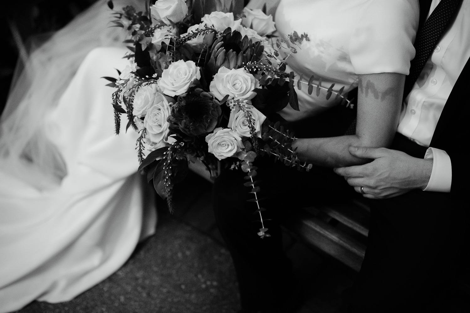 Durham life and science museum wedding