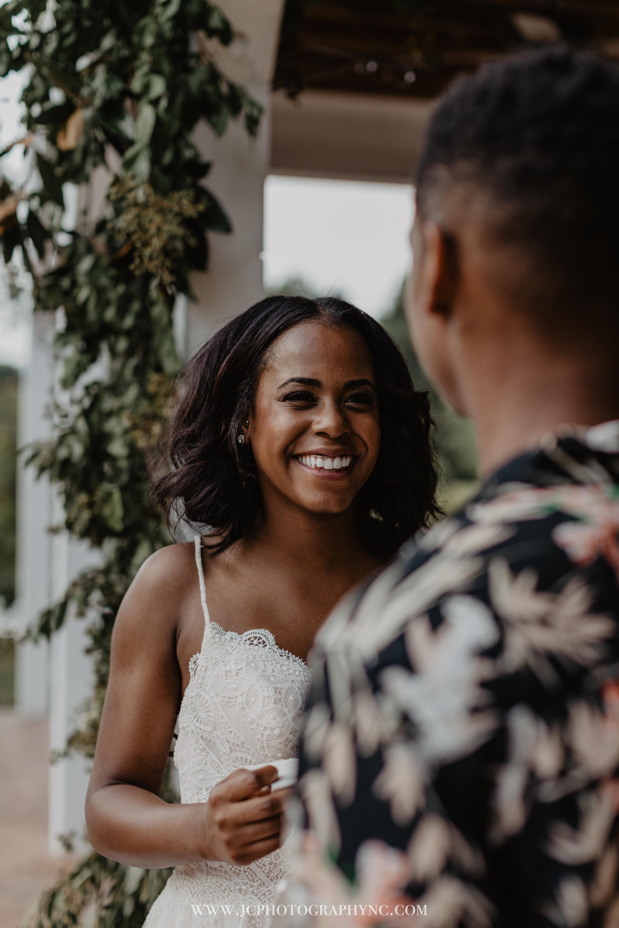 raleigh wedding coordinator elopement
