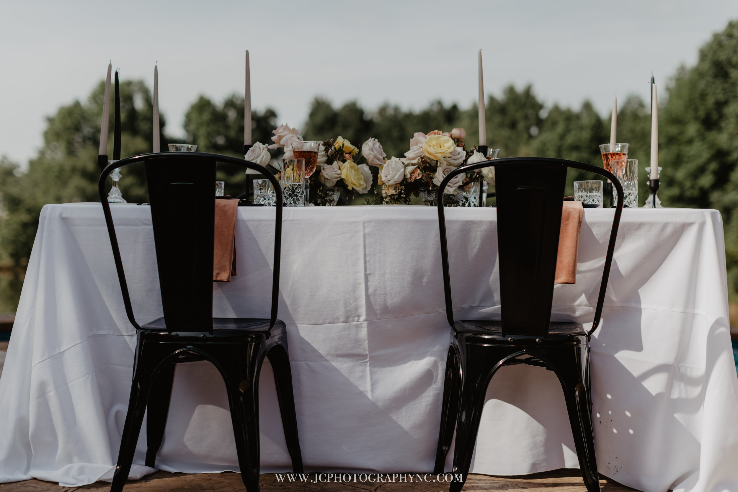 elopement wedding planner design raleigh nc