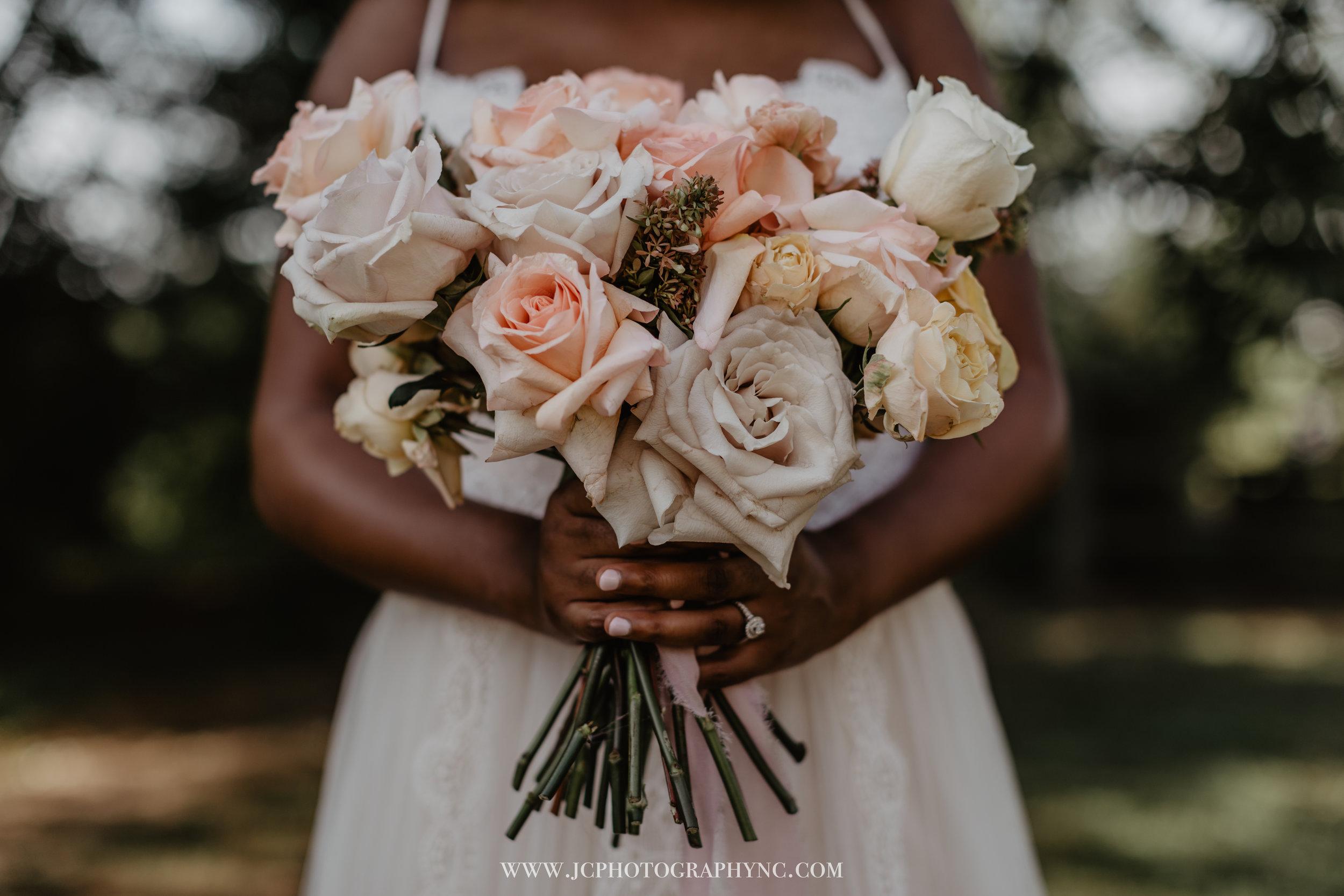 wedding planner florals bouquet raleigh nc