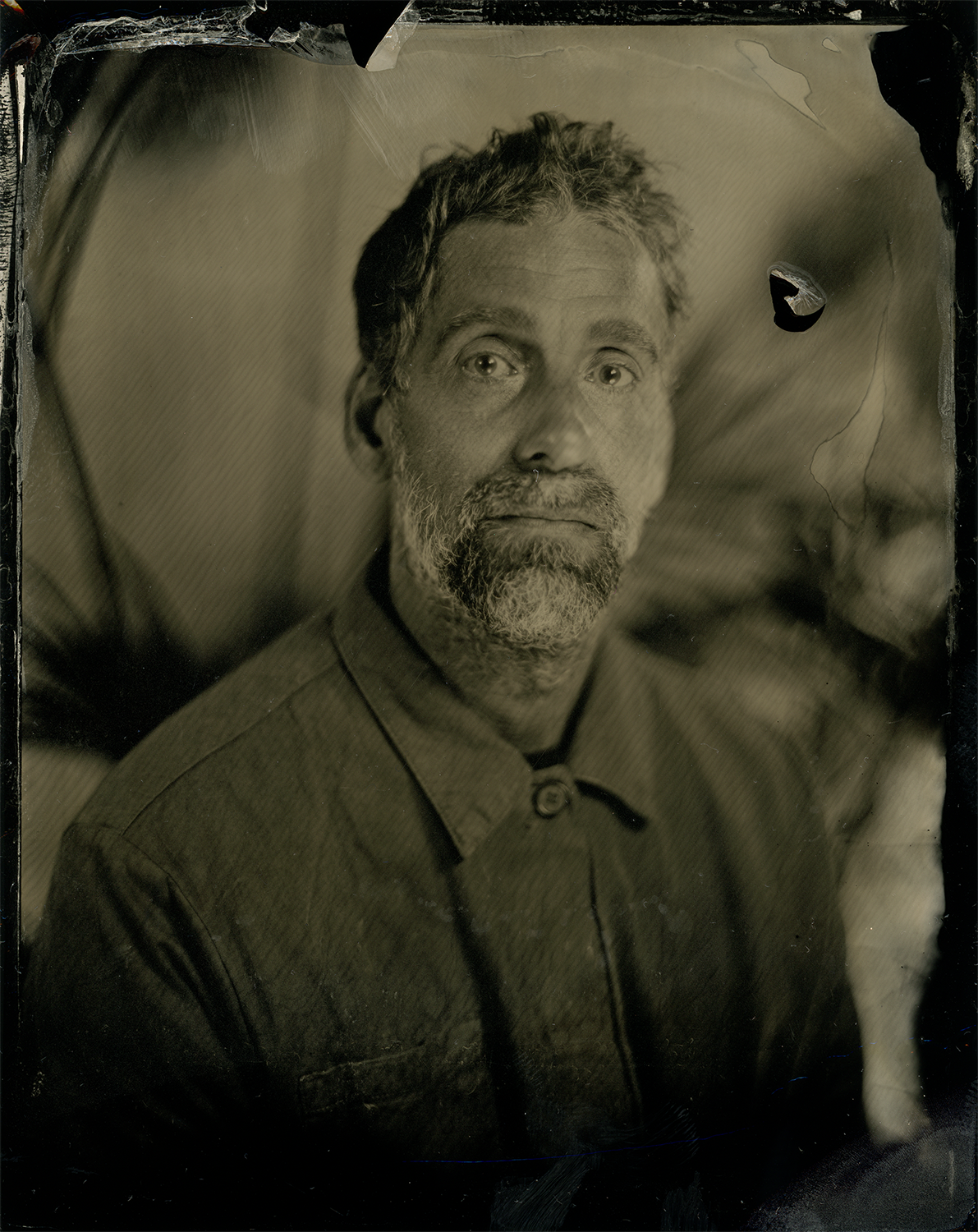 Al Forrester : Wet Plate Photographer