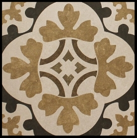 Porcelain tile  A very durable & dense tile that is suitable for high traffic Residential & Commercial areas. Naturally stain resistant and is very easy to keep clean & maintain.