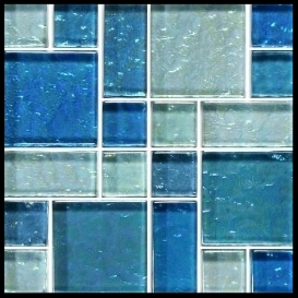 Glass TILEs  An abundant natural resource. Available in  many different colors created from recycled  content and silica sand. Very sustainable, eco-friendly and durable.