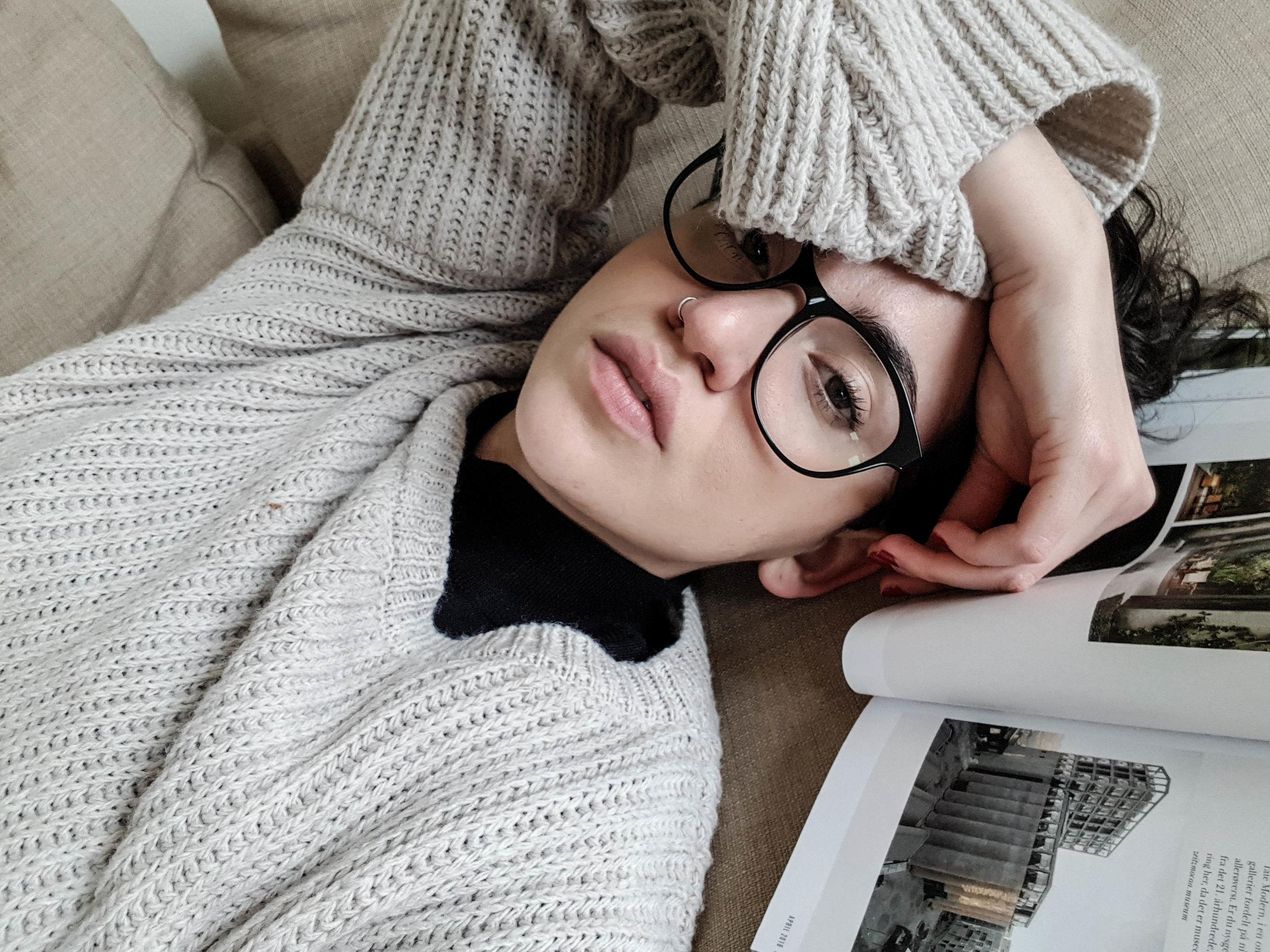 Alejandra Cerda with Design magazine