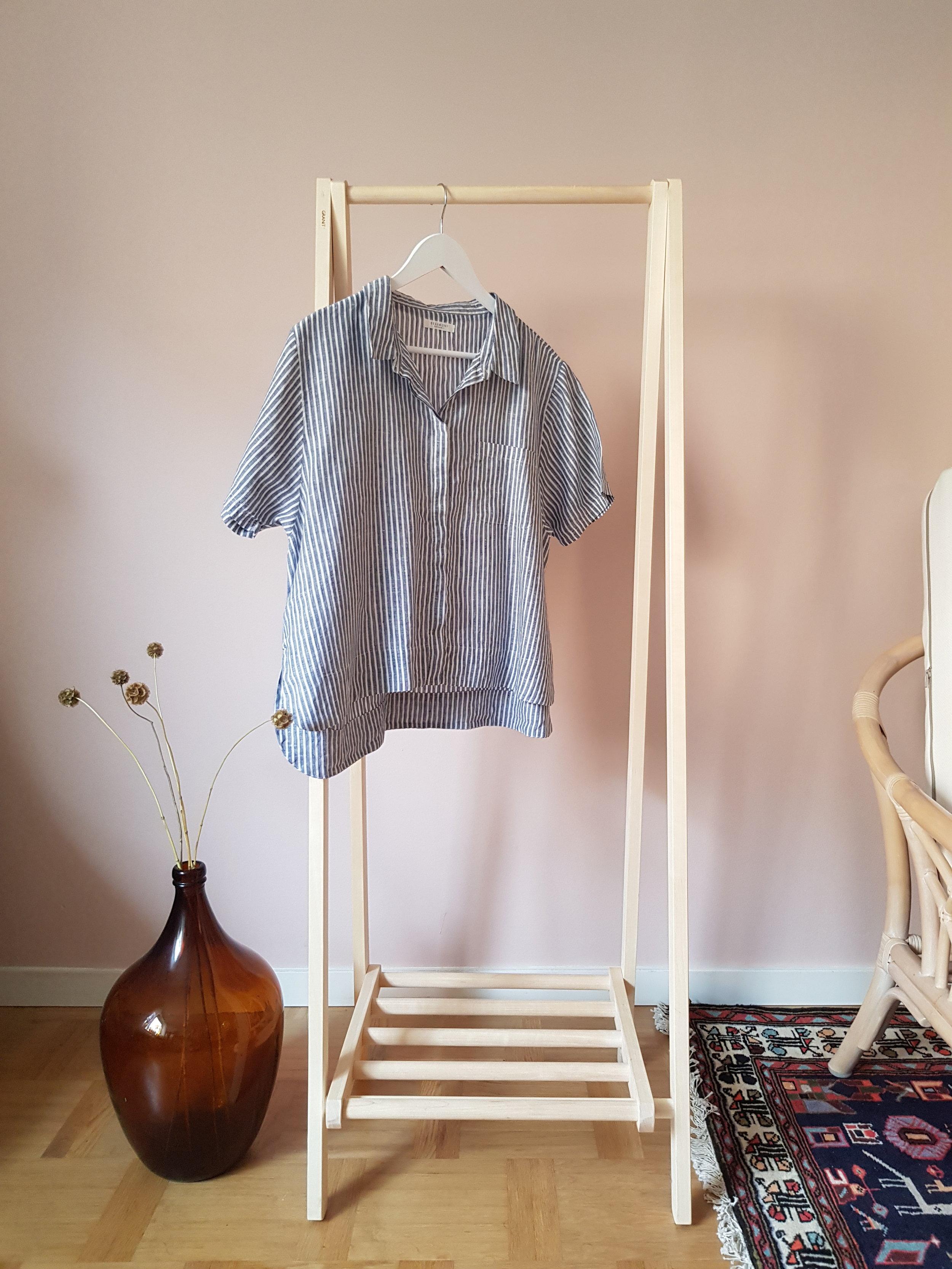 Linneskjorta från Beaumont organic