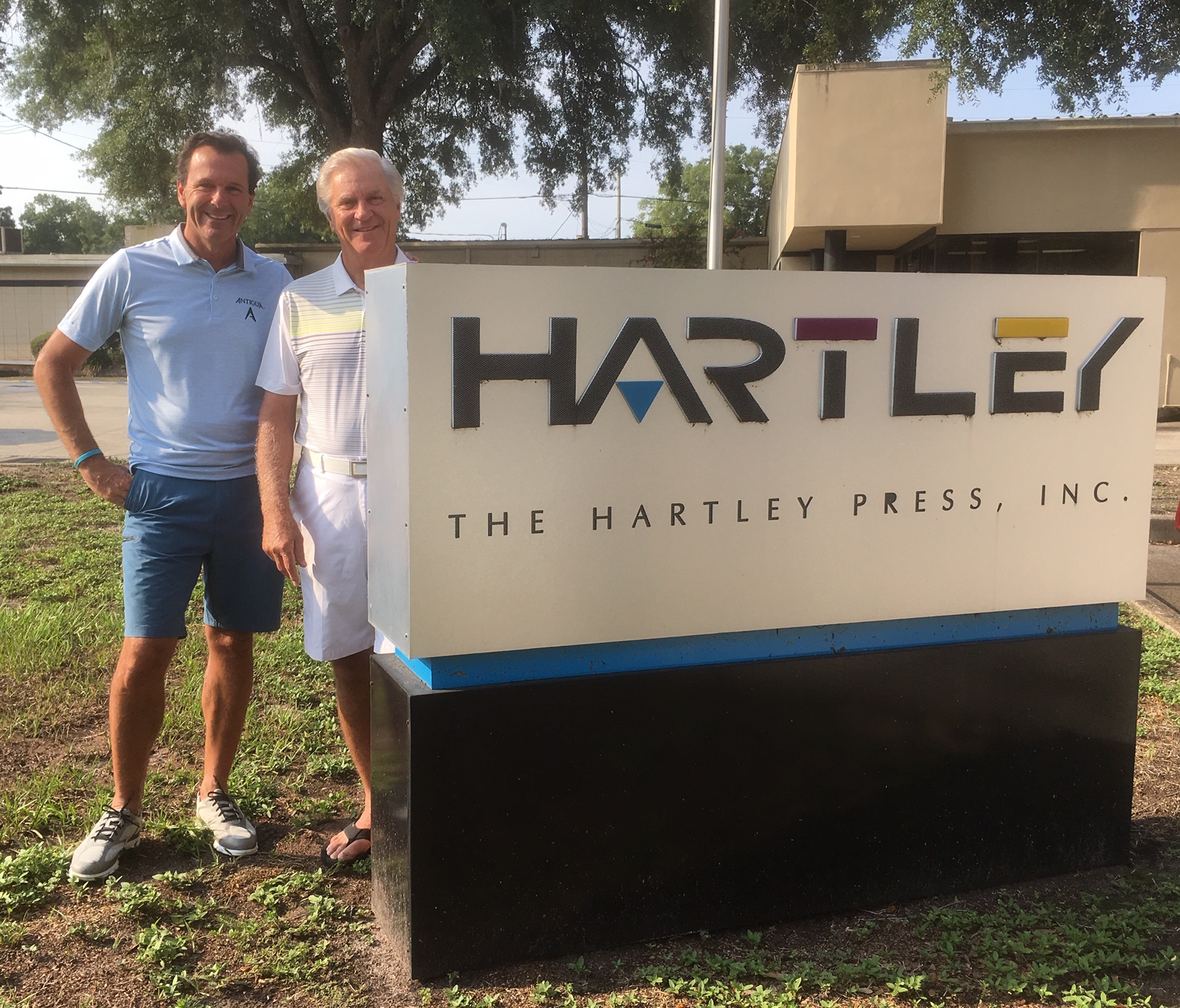The Hartley Press - Hartley Press has been an outstanding sponsor of the Len Mattiace Foundation, providing full-service printing from its Jacksonville facility. We really appreciate all of their support over the years.