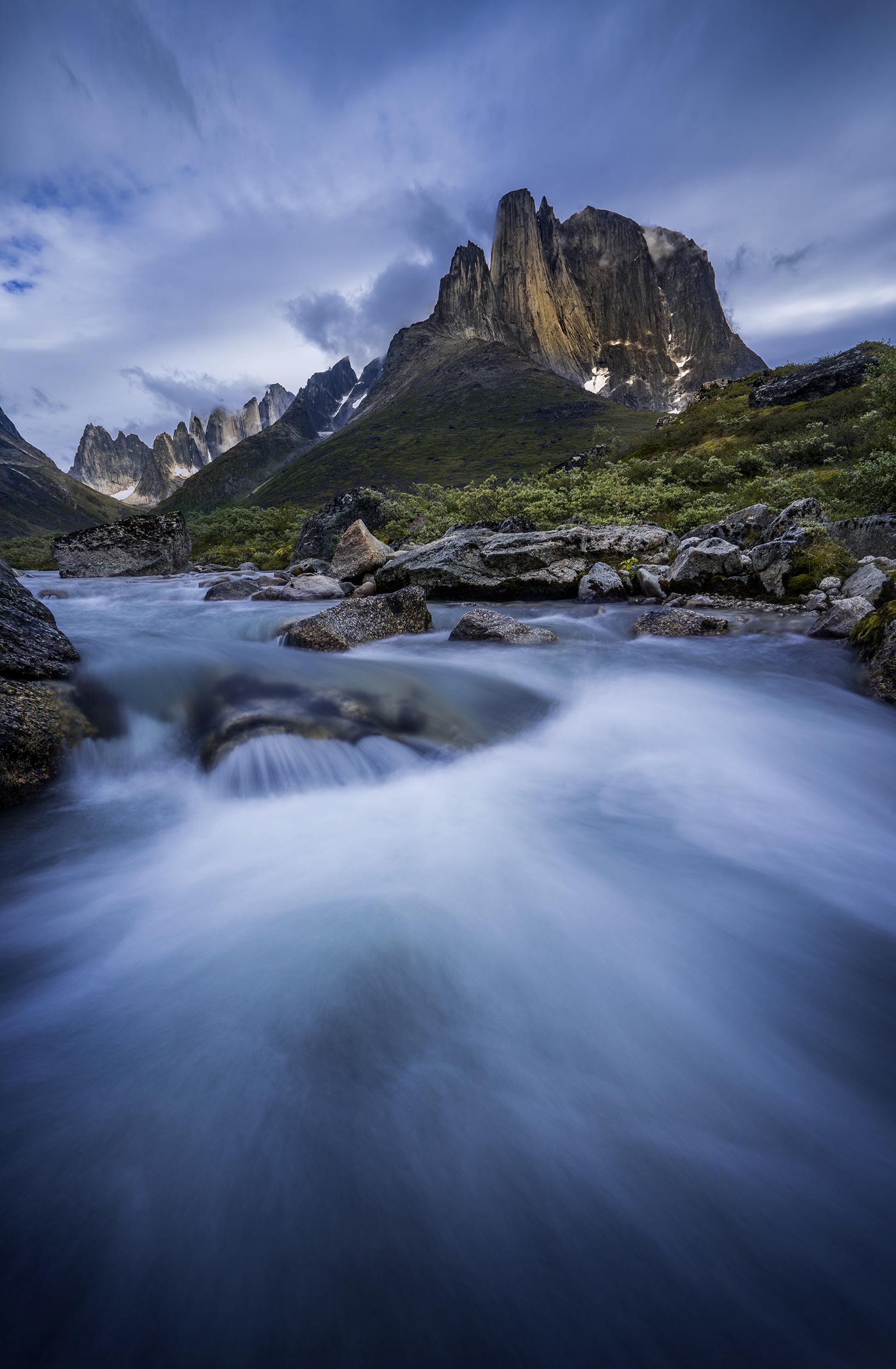 Rapid Glacier Waters