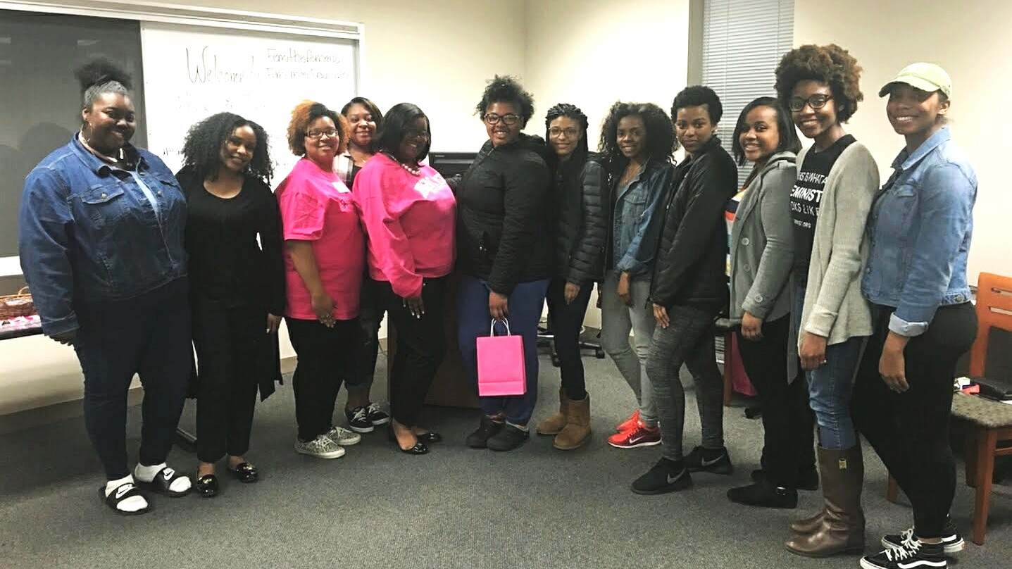 Partnership with the NAACP at Johnson C. Smith University - BLACK GIRL HEALINGMarch 22, 2018We had the privilege of co-facilitating a discussion on how black women deal with trauma, what it looks like, and what can be done to recover.