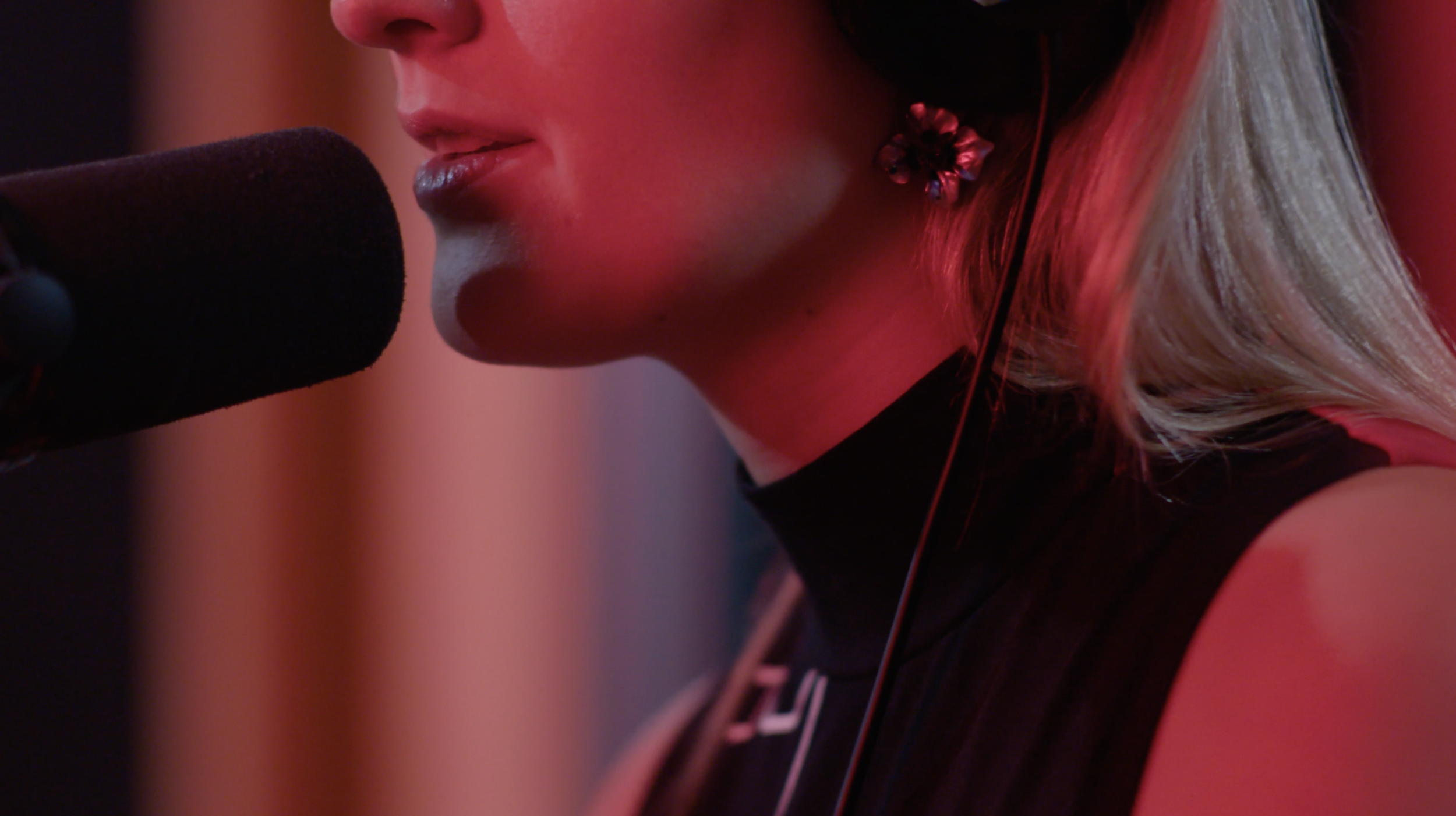 Anattic Film Agency Manchester lucky enough to film with EMRZ in Metropolis Studios for ellesse My Style My Sound Campaign