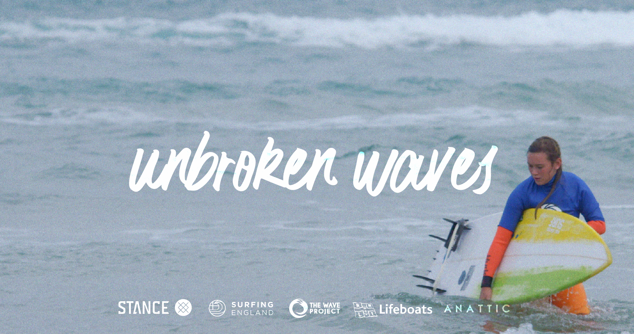 STANCE | unbroken waves