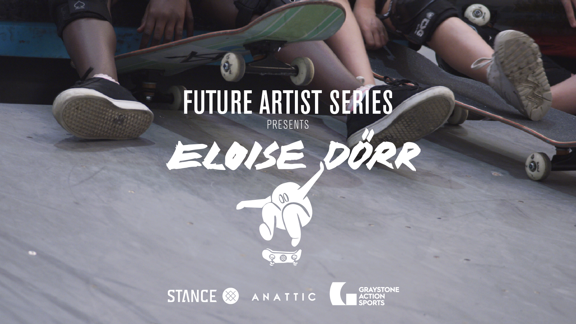 STANCE | Future Artist Series presents Eloise Dorr