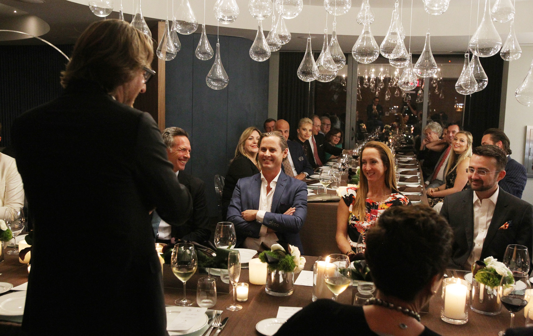 capital guardian | private dinner