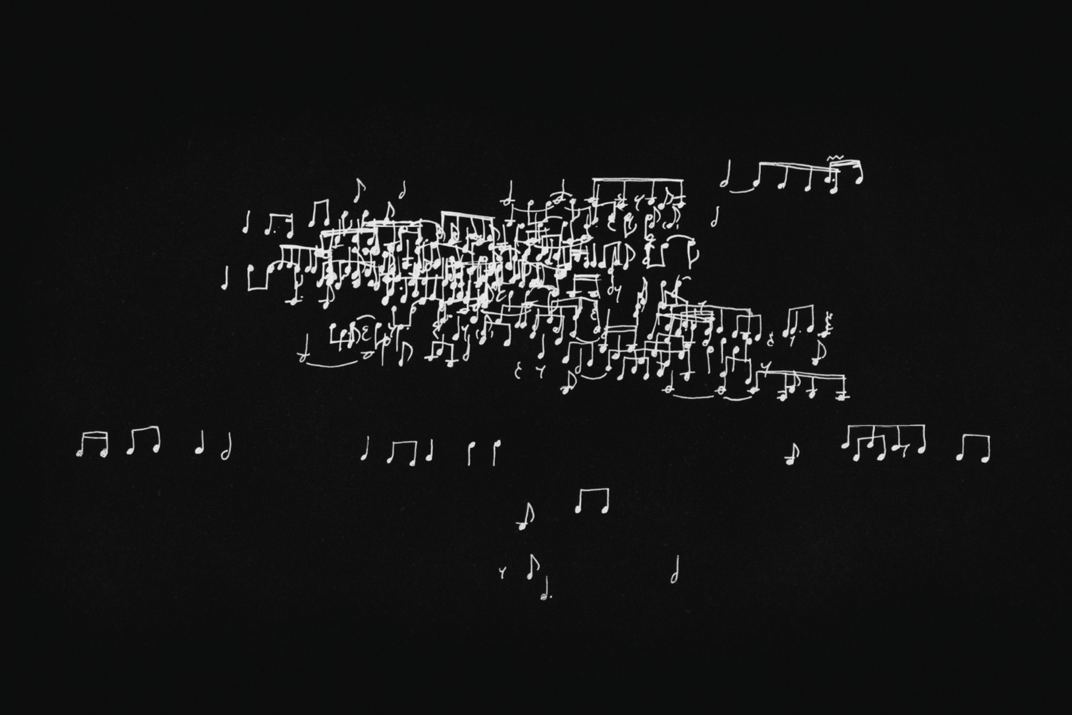 Enharmonic - The world premiere of an original piece of music for piano, strings, and ondes Martenot, composed by Miriam and Alison Bean as part of 'Enhamornic' for Journeys Festival International 2019.