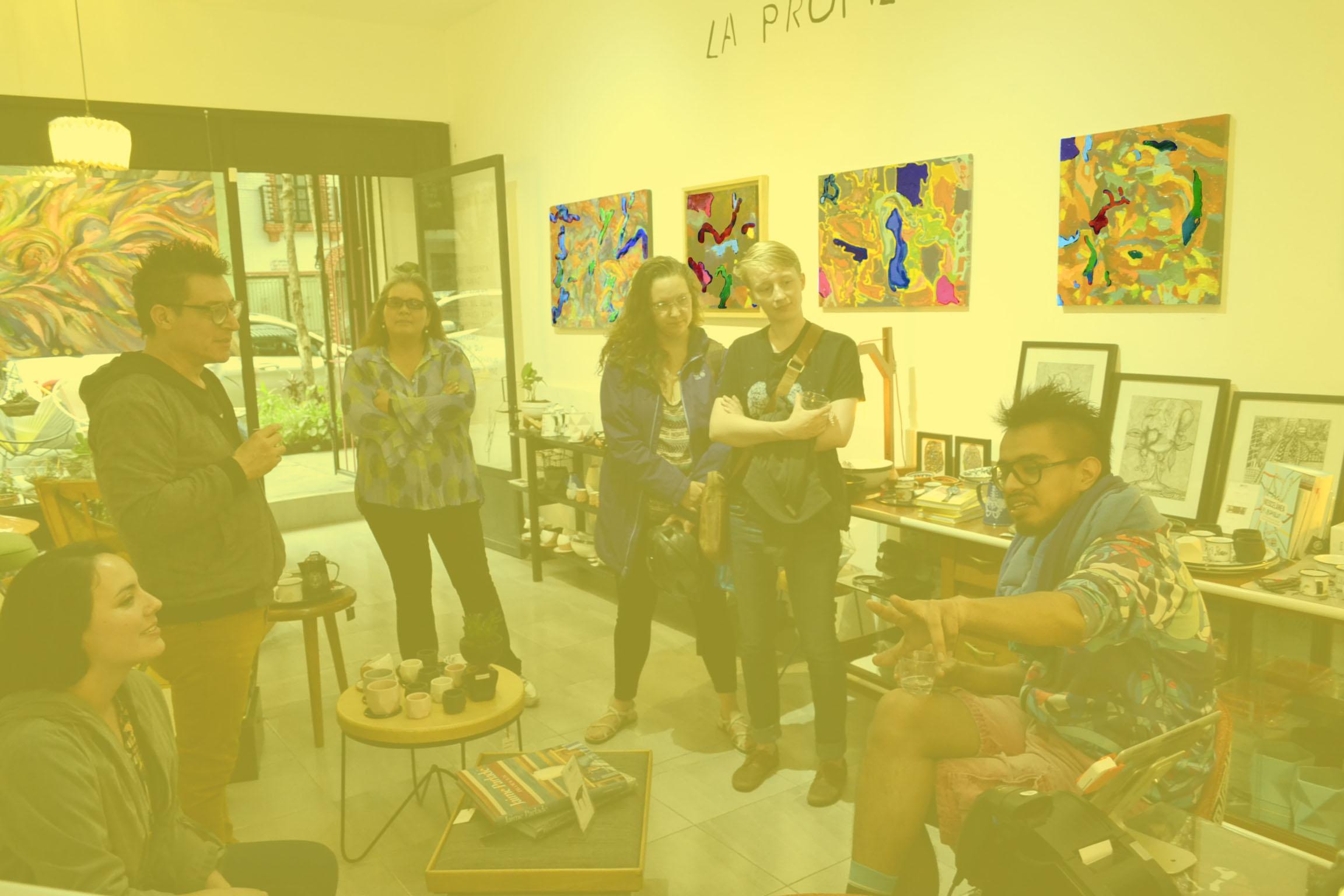 Creatividad & Innovación - En colaboración con Galería arto otra