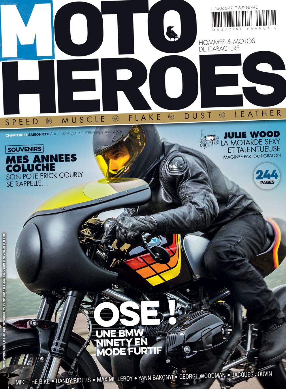 Moto Heroes N°17 - Special article