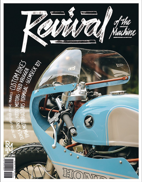 Revival Of The Machine N° 7 - Special article on