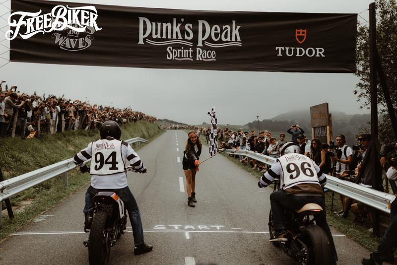 Wheels & Waves - Punk's Peak Race with