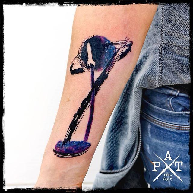 Rocket Planet Tattoo  Bevorzugte Stile: 🔹Watercolor 🔹Abstract 🔹Trash 🔹Black/Grey 🔹Realistic  #tattooing #tattoosofinstagram #tattoostudio #tattooink #tattoodesign #tattooist #tattooed #tattoos #tattooartist #tattooshop #tattoolife #tattooer #tattooart #tattoooftheday #tattoo #rocket #rockettattoo #planet #tothestars #inkbypat #watercolor #watercolortattoo #worldfamousink #ezcartridgecouk #eztattooing #cheyenne_tattooequipment #cheyenne #elitecartridges