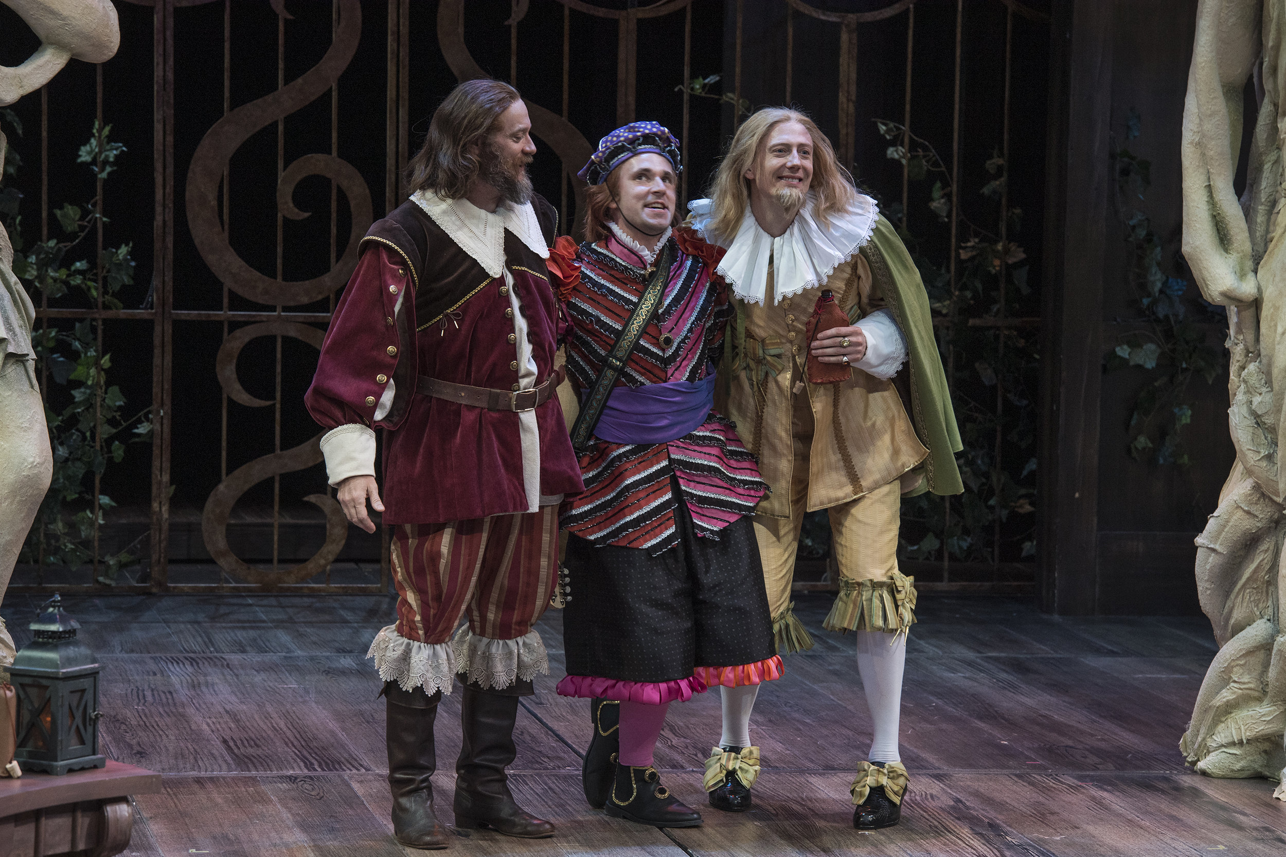 2019  Twelfth   Night  at the Utah Shakespeare Festival, directed by Sam White.  Photo by Karl Hugh