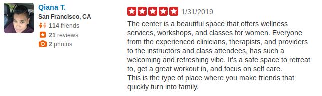 Women's Wellness Center