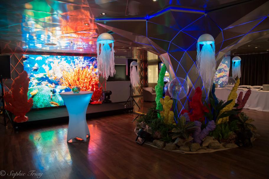 Sunborn Hotel - Ocean Magic Theme