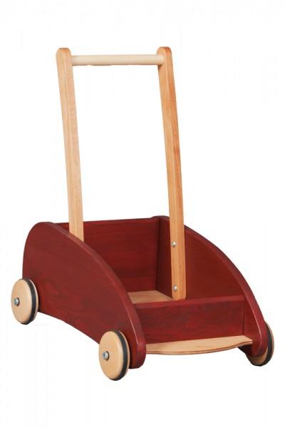Push Wagon, brown