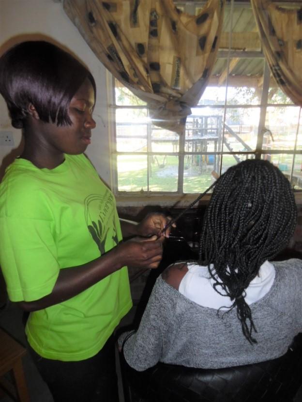 Talent at work 📷 Selina Mlambo