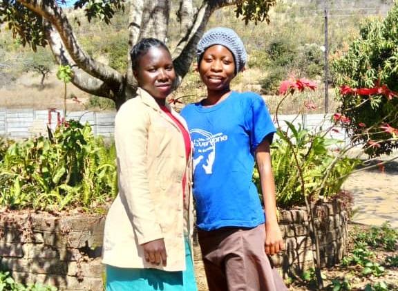 Talent and Nyasha at NZEVE 📷 Selina Mlambo