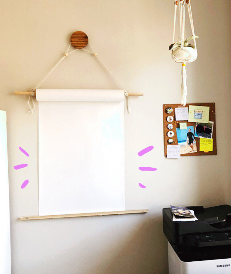 THE FUNKY FRESH / DIY NOTE BOARD